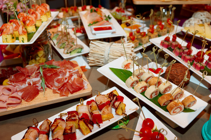Buffet Food