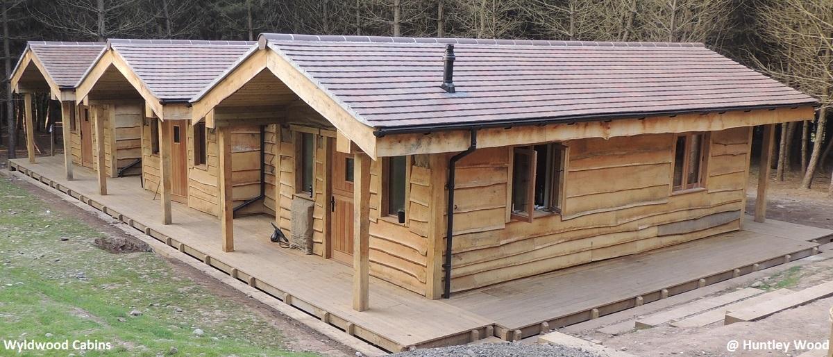 The Wyldwood Cabins