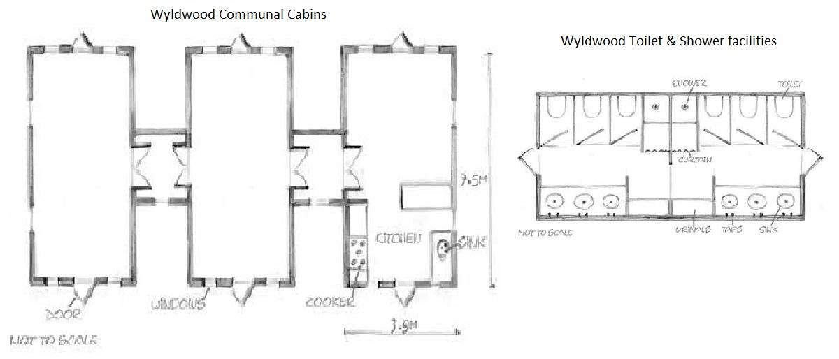 Wyldwood Cabin Layouts
