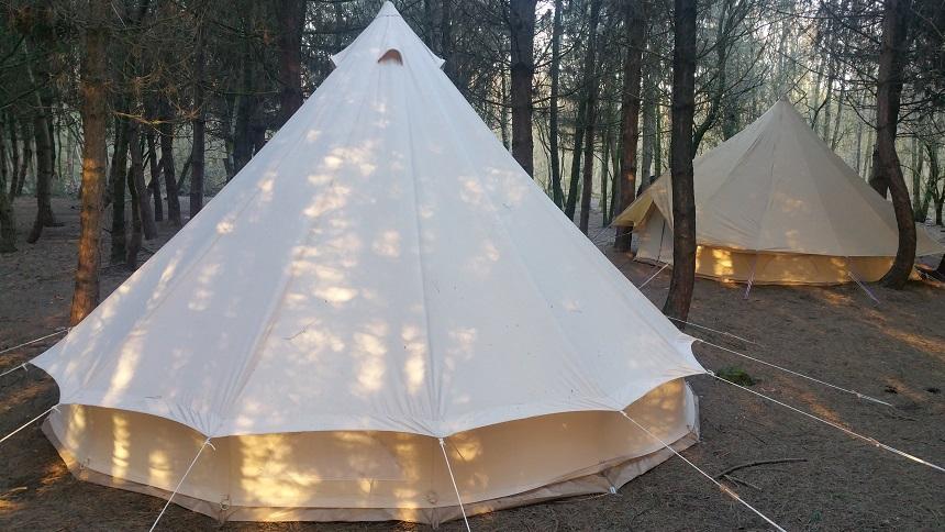 Bell Tents Wyldwood
