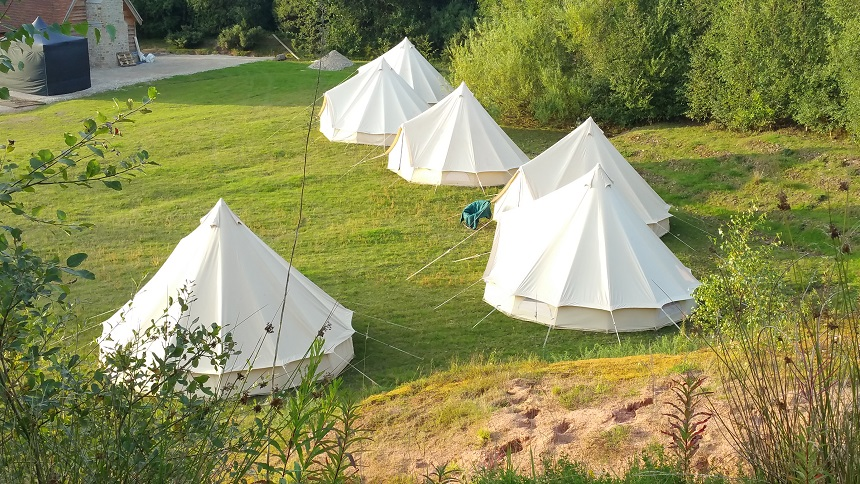Bell Tents Greenvale