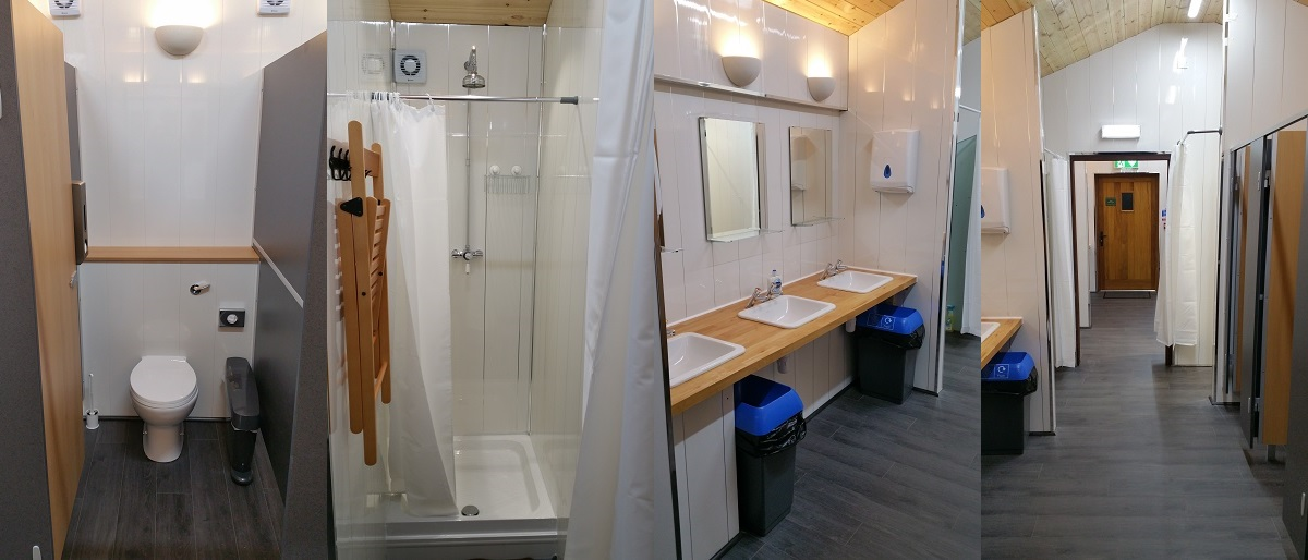 Toilet & Shower Facilities